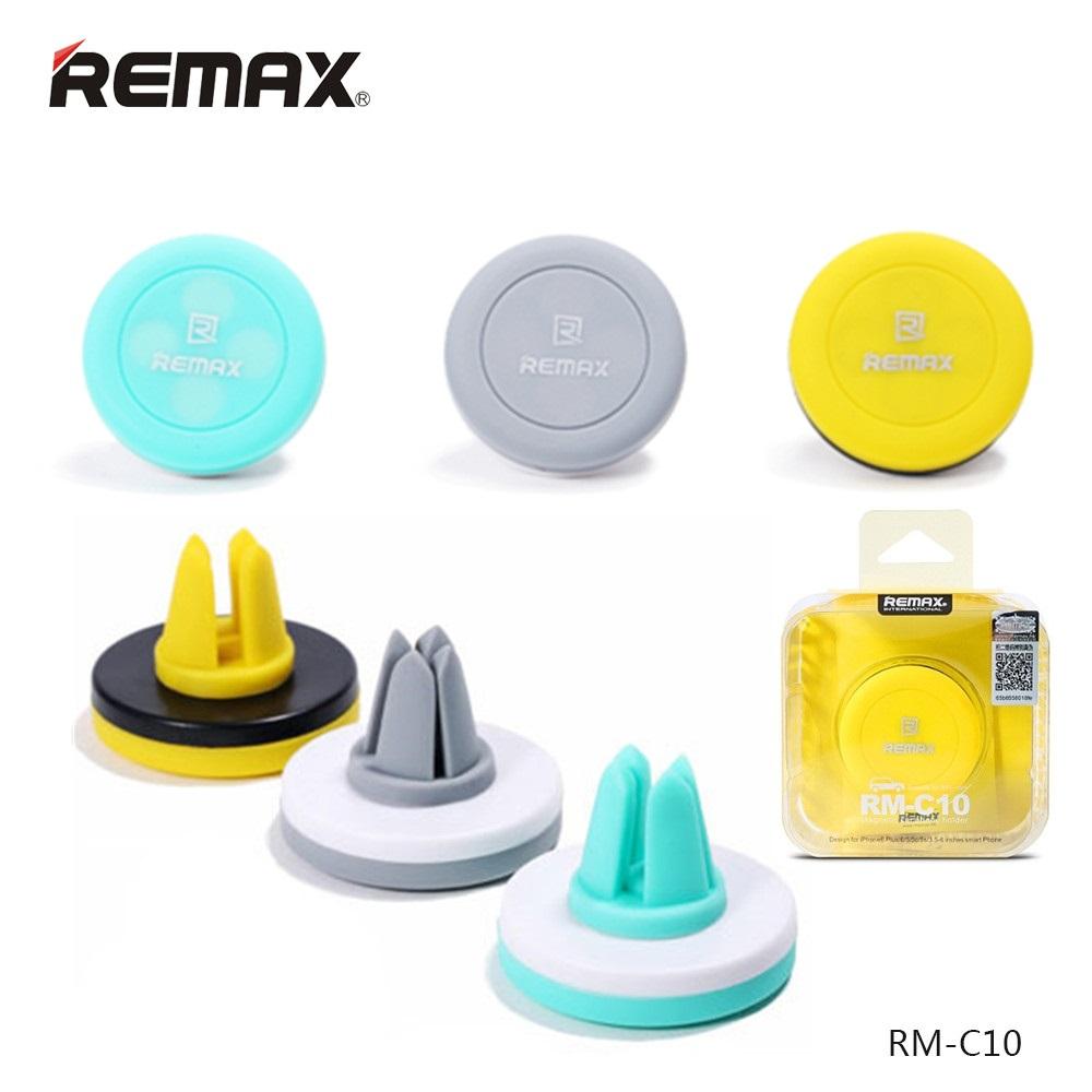 Magnetický držák do auta REMAX RM-C10 (univerzální, do ventilace)