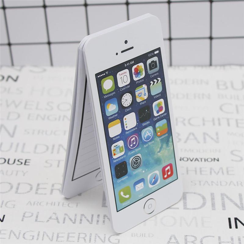 Zápisník iPhone SE/5s/5c/5