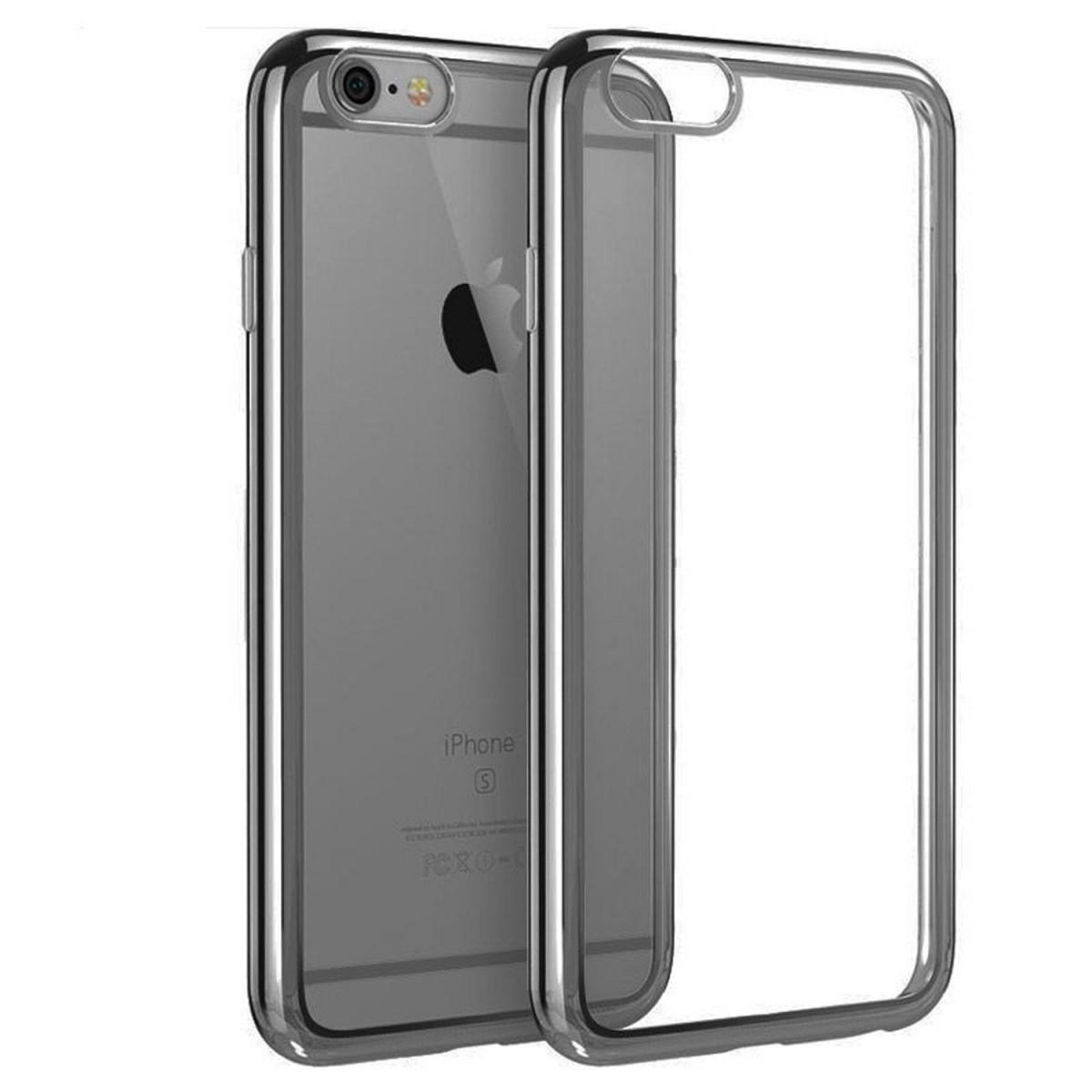Elegantní obal / kryt RING pro iPhone 7 Plus (gray)
