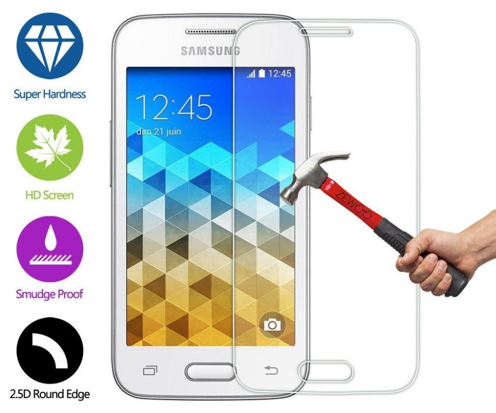 Ochranné tvrzené sklo 9H na displej pro Samsung Galaxy Trend 2 Lite