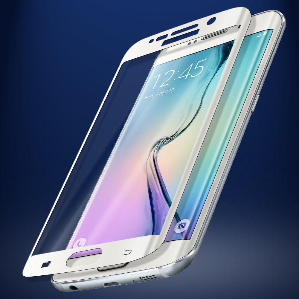 3D tvrzené sklo ProGlass+ Samsung Galaxy S6 Edge Plus (bílé)