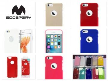 Silikonový obal / kryt Jelly od Goospery Mercury pro Apple iPhone 6s/6