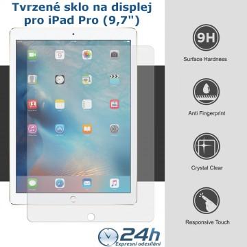 Tvrzené sklo PRO+ na displej pro iPad Pro (9,7'')