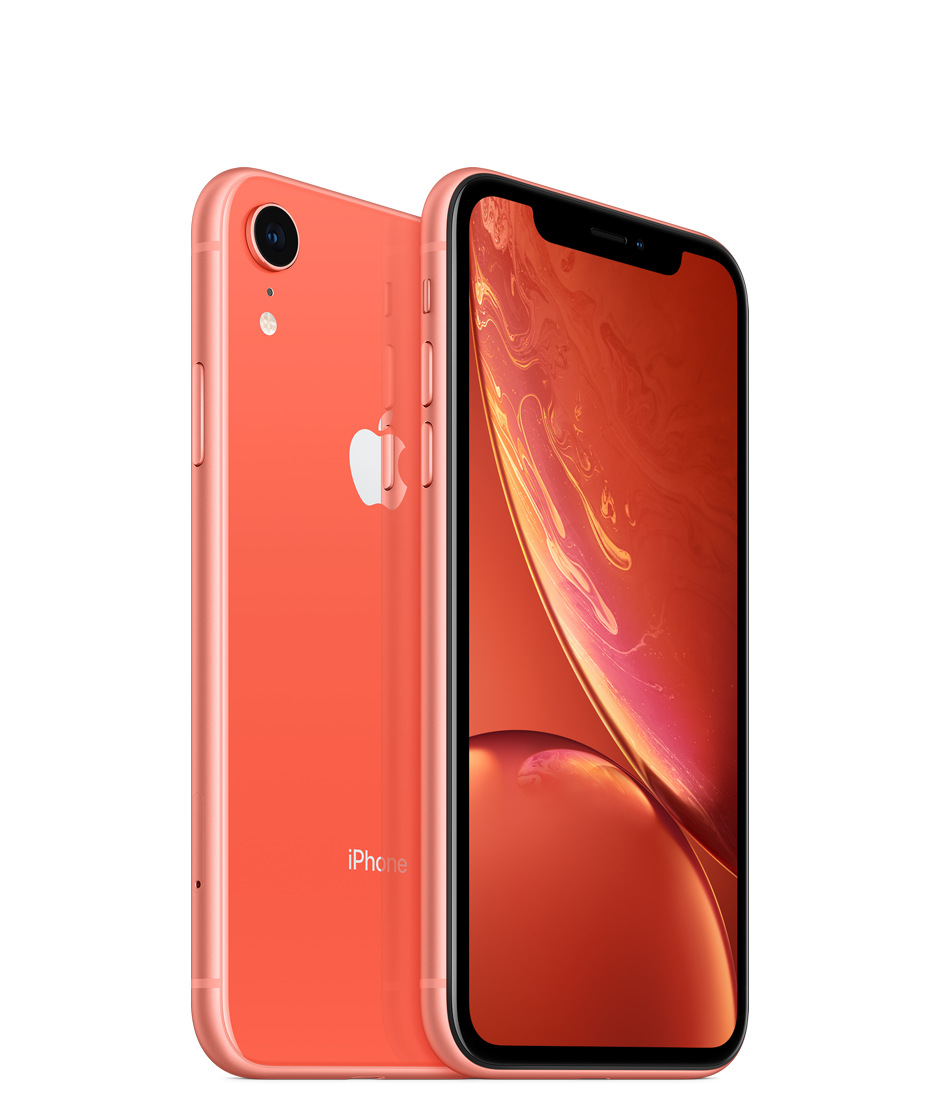 Apple iPhone XR - 128GB, žlutá