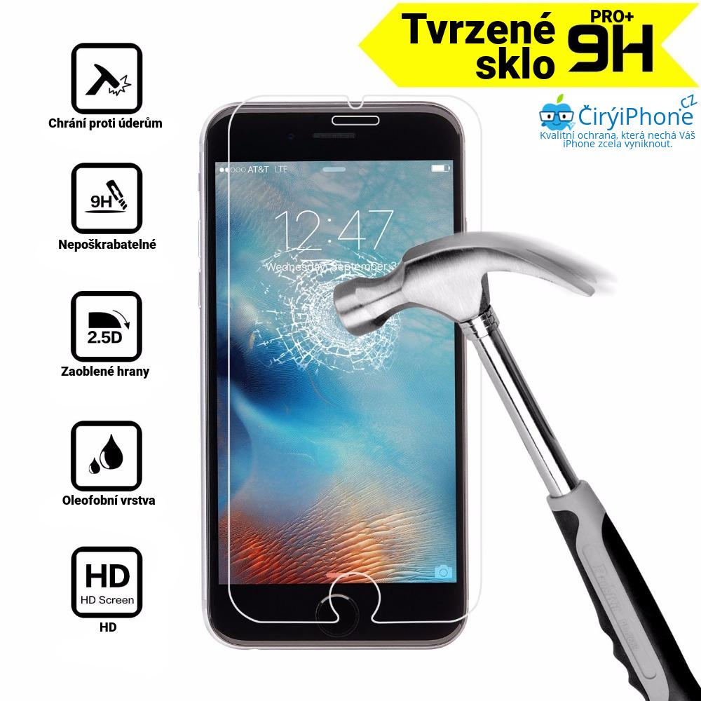 Tvrzené sklo PRO+ na displej Apple iPhone 6s / 6