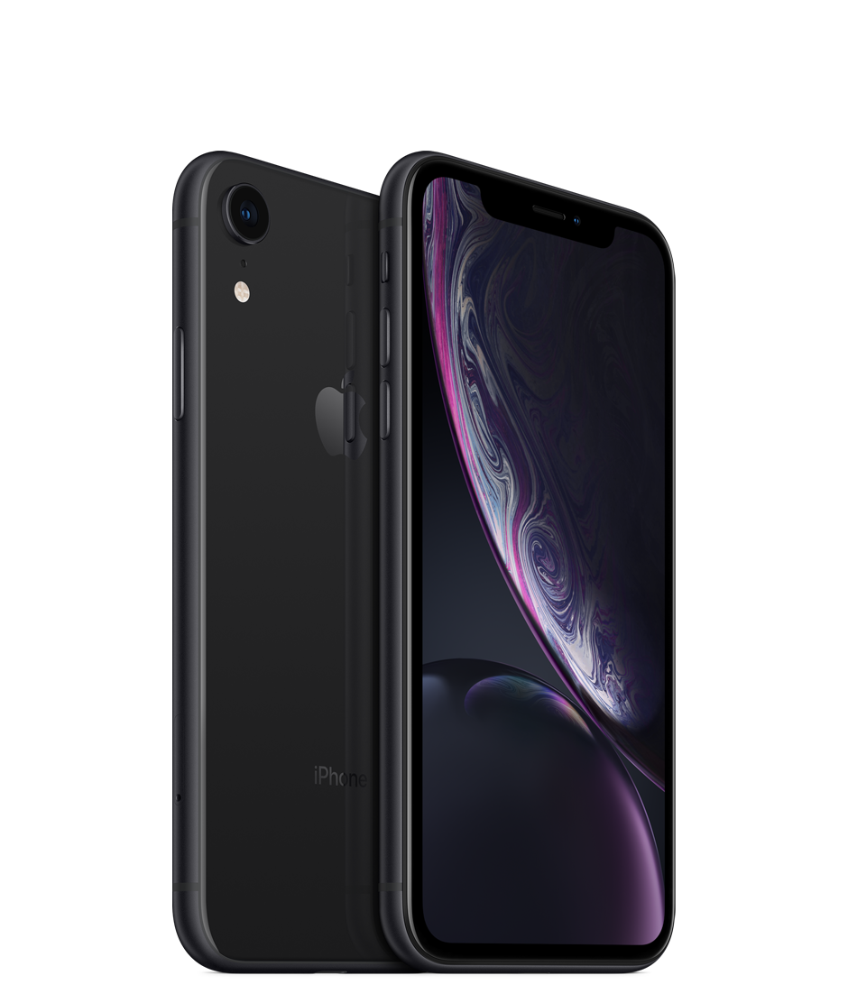 Apple iPhone XR - 128GB, černá