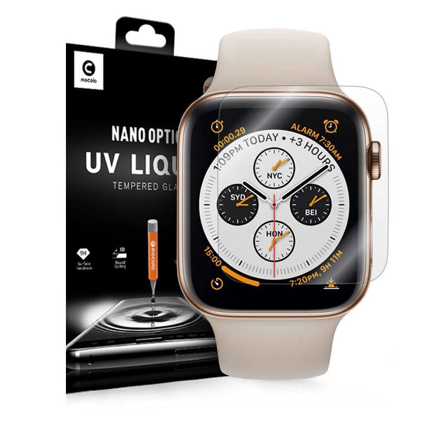 Mocolo Nano Optics UV Liquid Tempered Glass Apple Watch Series 4/5/6/SE (40mm) MUVGAW40