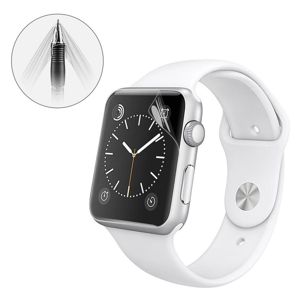 Fólie na displej Clear pro Apple Watch / Series 1, 2 (42mm)