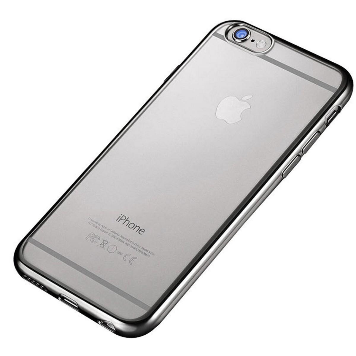 Elegantní obal / kryt RING pro iPhone 6s / 6 Plus (gray)