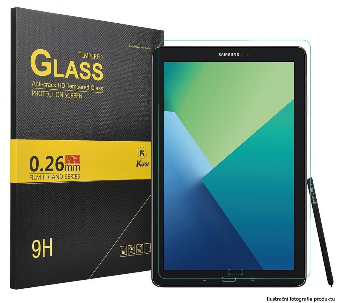 Ochranné tvrzené sklo 9H na displej pro Samsung Galaxy Tab A 10.1 (2016) - T580 / T585