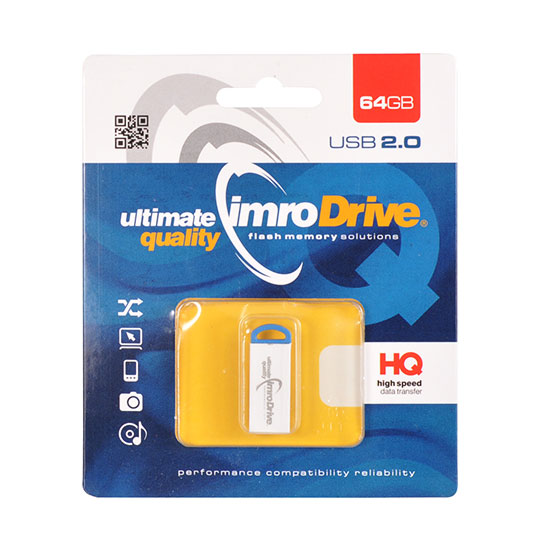 imroDrive HQ ECO 64GB Flash disk USB 2.0