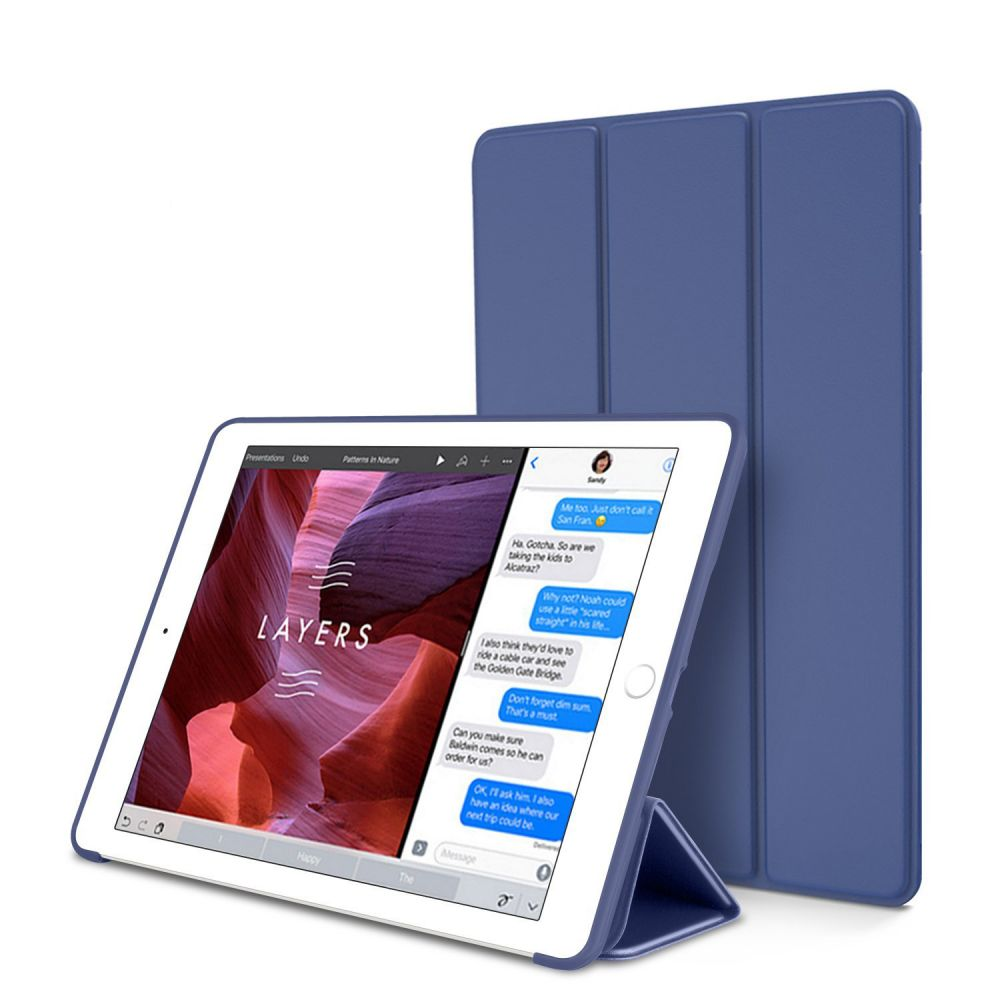 Tech-Protect SmartCase Apple iPad Air 2 - Modré