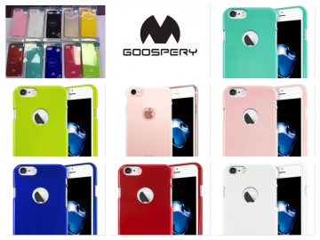Silikonový obal Jelly Case Goospery Mercury Apple iPhone 8/7