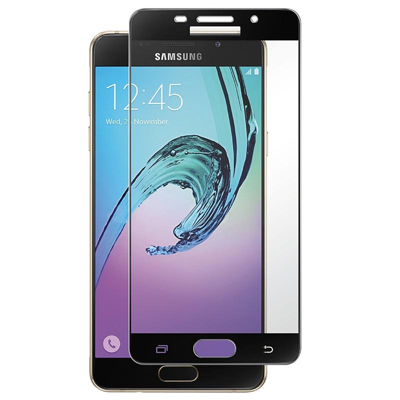 Tvrzené ochranné sklo FullCover na celý displej Samsung Galaxy A5 (2016) A510