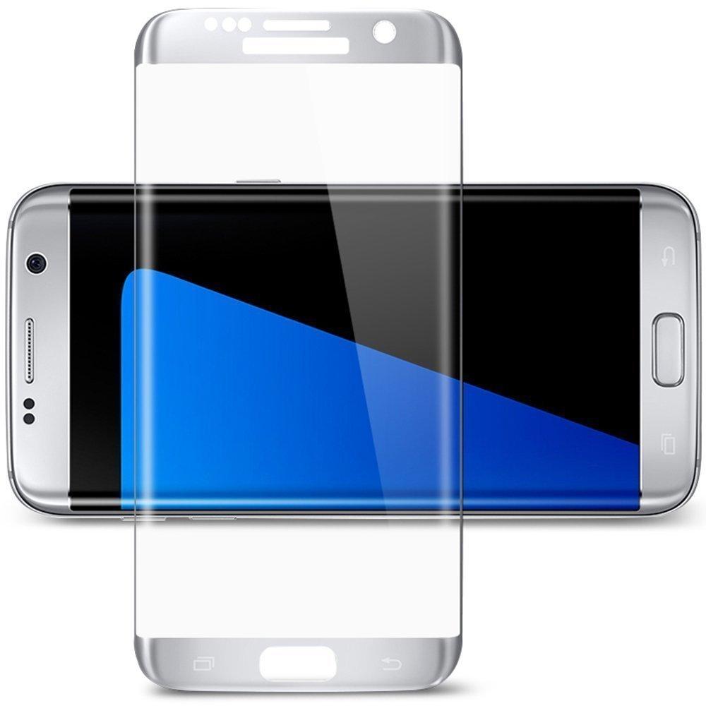 Celly Glass ochranné tvrzené sklo pro Samsung Galaxy S7 Edge bílé GLASS591WH
