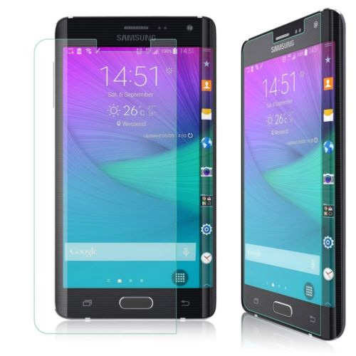 Ochranné tvrzené sklo 9H na displej pro Samsung Galaxy Note Edge N915
