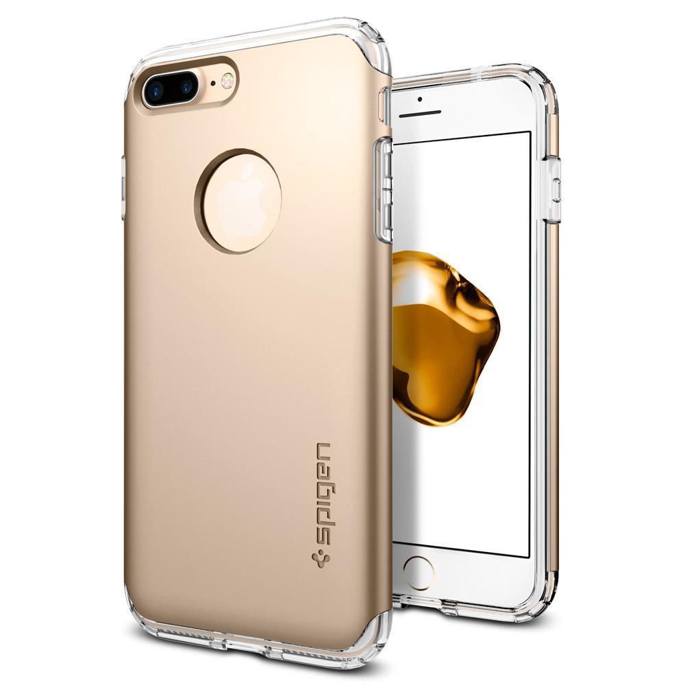 Kryt SPIGEN Hybrid Armor pro Apple iPhone 8 Plus / 7 Plus - Champagne Gold
