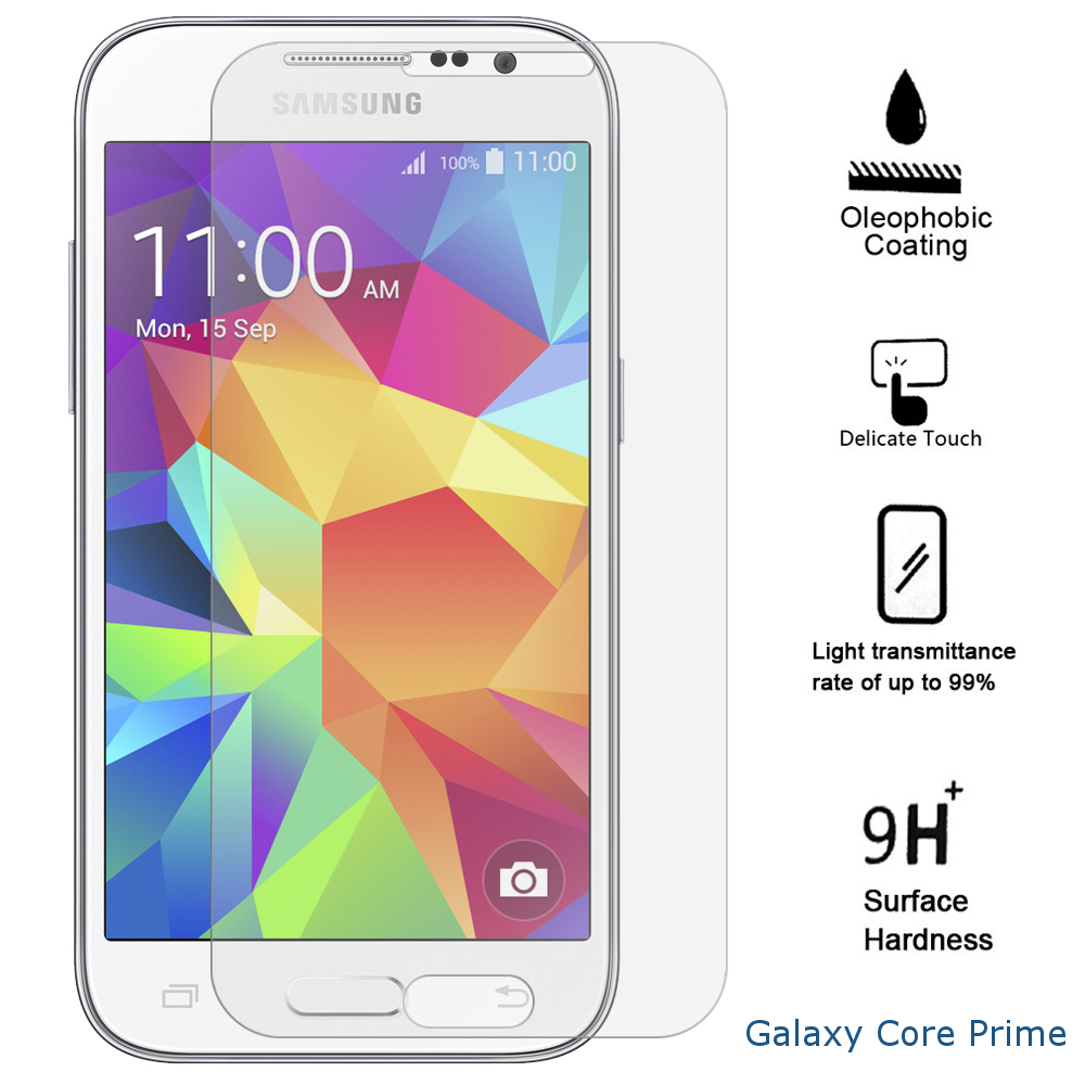 GLASS protector pro Samsung Galaxy Core Prime G360 Tvrzené sklo na lcd