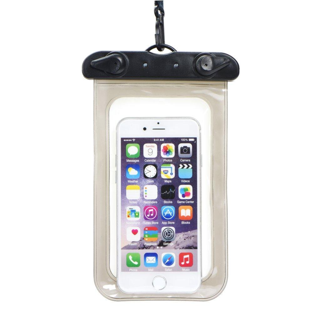 Pouzdro SES Univerzální vodotěsné Apple iPhone 6 7 8 X XS - Černé