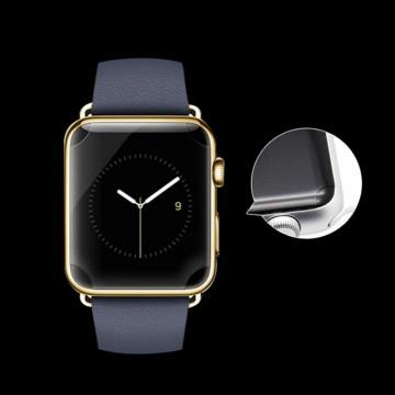 2x Kvalitní fólie FullCover  na Apple Watch / Series 1, 2 (38mm)