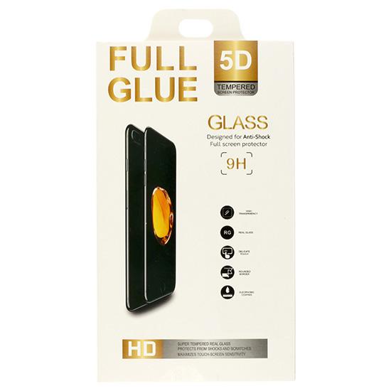 Ochranné tvrzené sklo 5D FULL GLUE 9H na Galaxy A8 (2018)