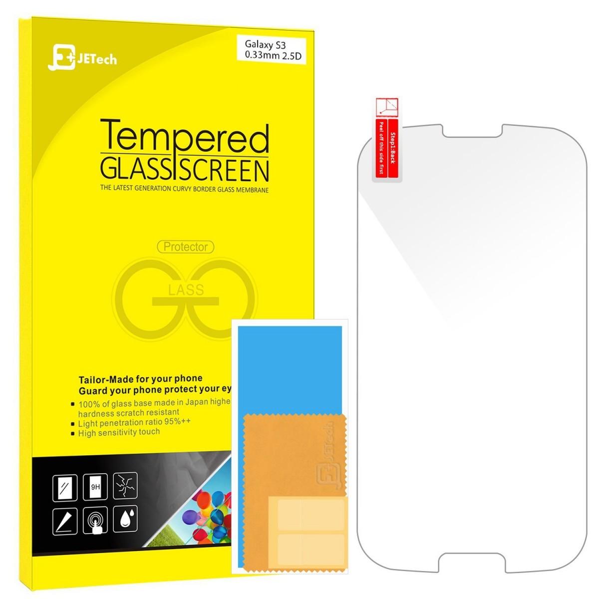 Swissten Tvrzené sklo Samsung S3 / S3 Neo (ochranné sklo Samsung S3 / S3 Neo i9300 i9301) 9470