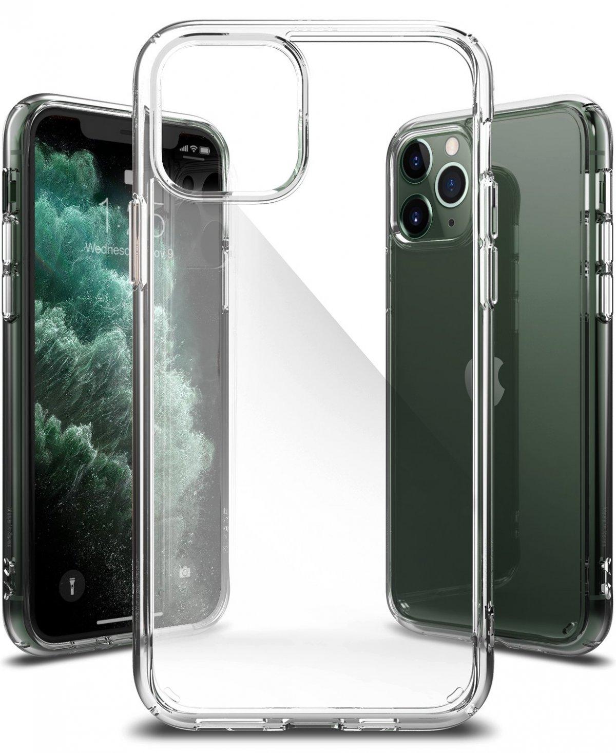Odolné pouzdro Ringke Fusion Apple iPhone 11 Pro - Čirý