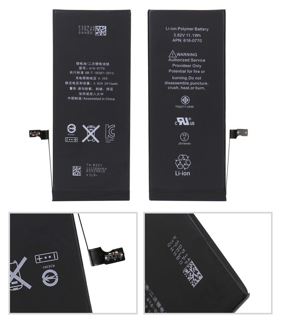 Náhradní baterie pro Apple iPhone 6 Plus (2915mAh)