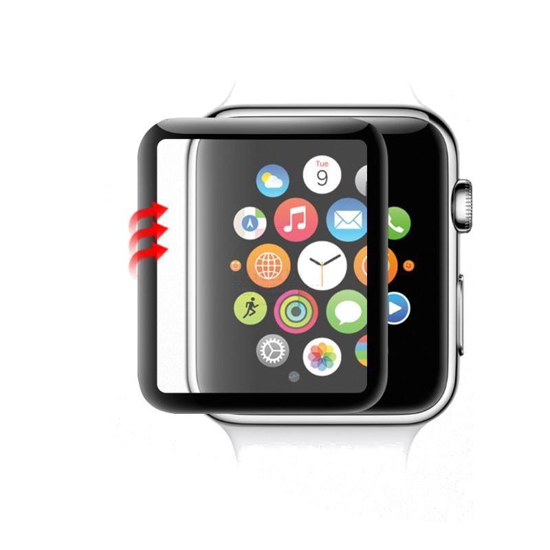 5D sklo Magic Glass na celý displej Apple Watch Series 3/2/1 (38mm)