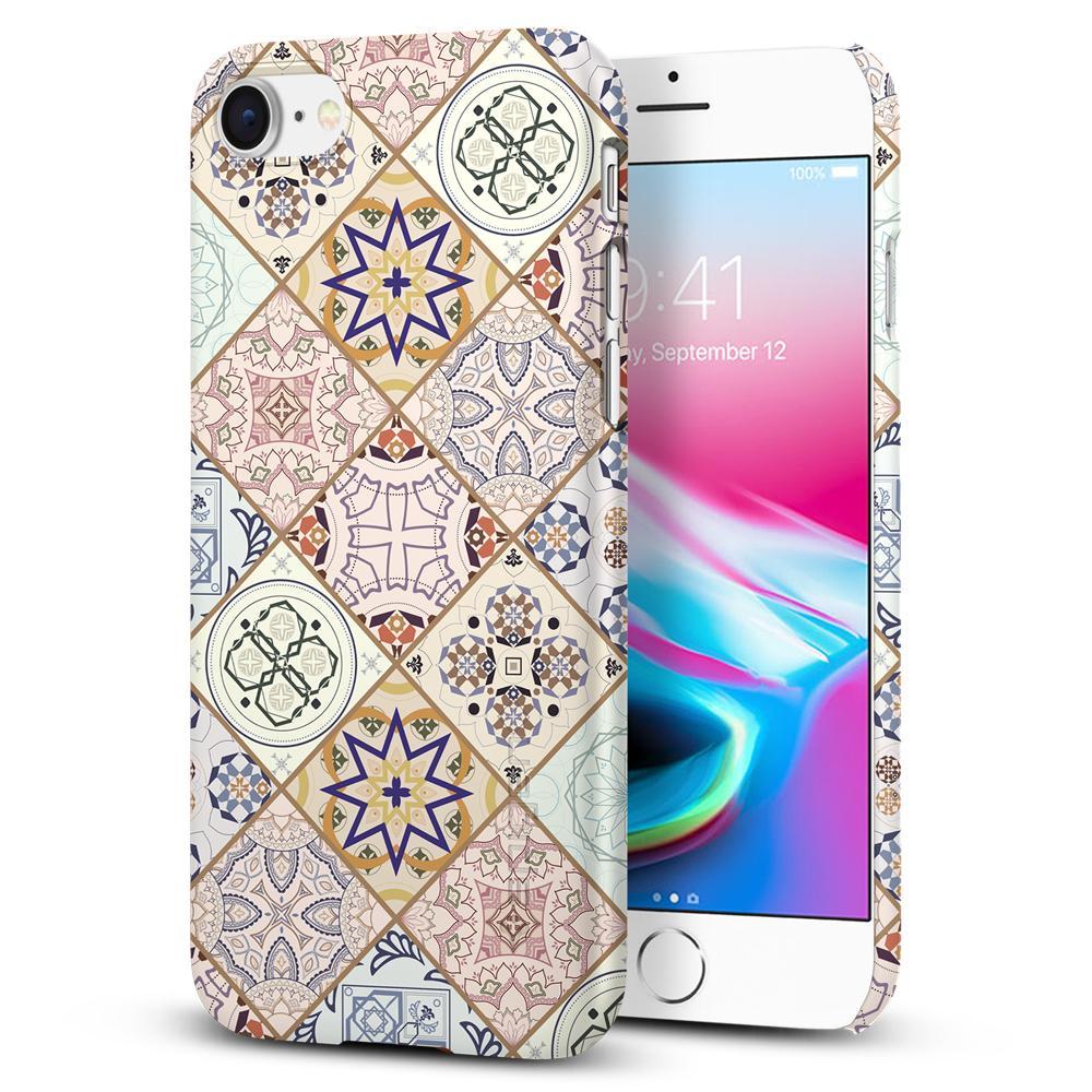 Ochranný kryt SPIGEN Thin Fit pro Apple iPhone 8 / iPhone 7 - Arabesque