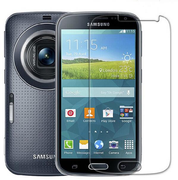Ochranné tvrzené sklo 9H na displej pro Samsung Galaxy K Zoom / S5 Zoom
