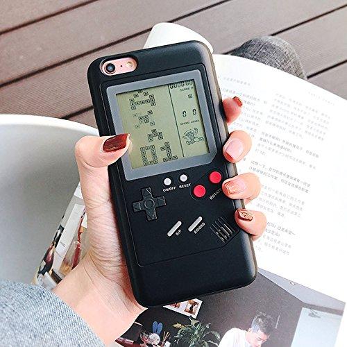 Pouzdro Wanle Gamers Console Apple iPhone 6s Plus / 6 Plus - Černé s konzolí