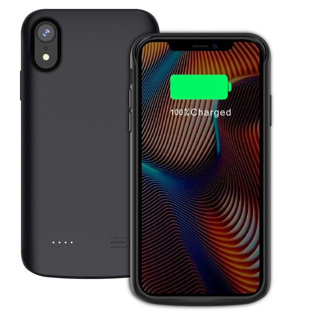 Pouzdro Tech-Protect Battery Pack 6000mAh na iPhone XR