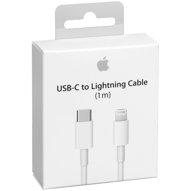 Apple USB‑C/Lightning kabel (1m) - Retail
