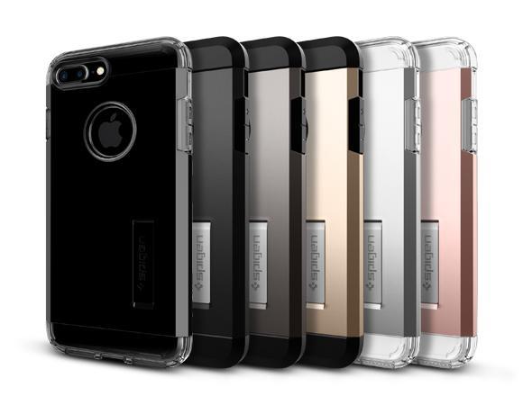 Obal SPIGEN Tough Armor pro Apple iPhone 8 Plus / 7 Plus