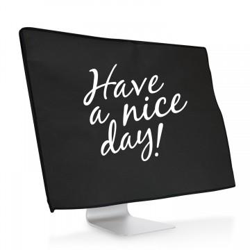 Ochranný návlek Have a nice day! na iMac Pro 27