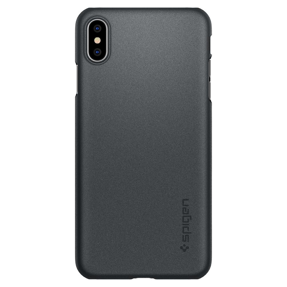 Pouzdro Spigen Thin Fit iPhone XS Max - Blush Gold