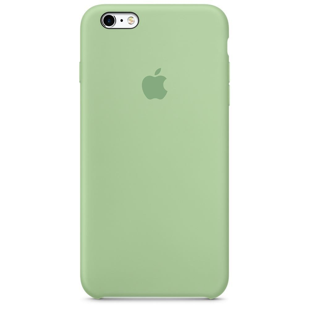 Pouzdro iPhone 6s Silicone Case - Mint MM672ZM/A