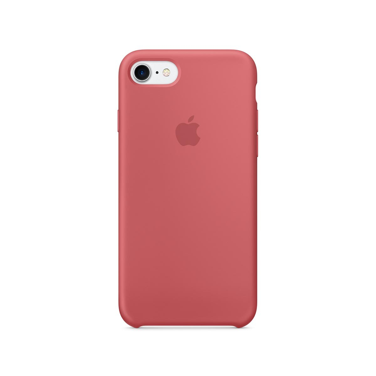 Pouzdro Apple iPhone 7/8 Silicone Case kaméliové