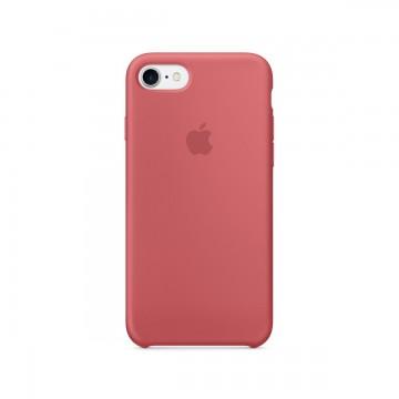 Originální silikonový kryt Apple iPhone 8 / 7 - Kaméliový