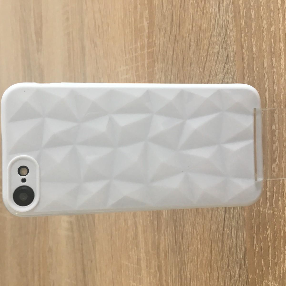 Pouzdro iMore Prism pro Apple iPhone 8/7 - bílé