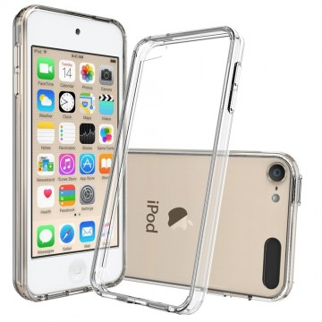 Tenký silikonový kryt na Apple iPod 6. generace, čirý