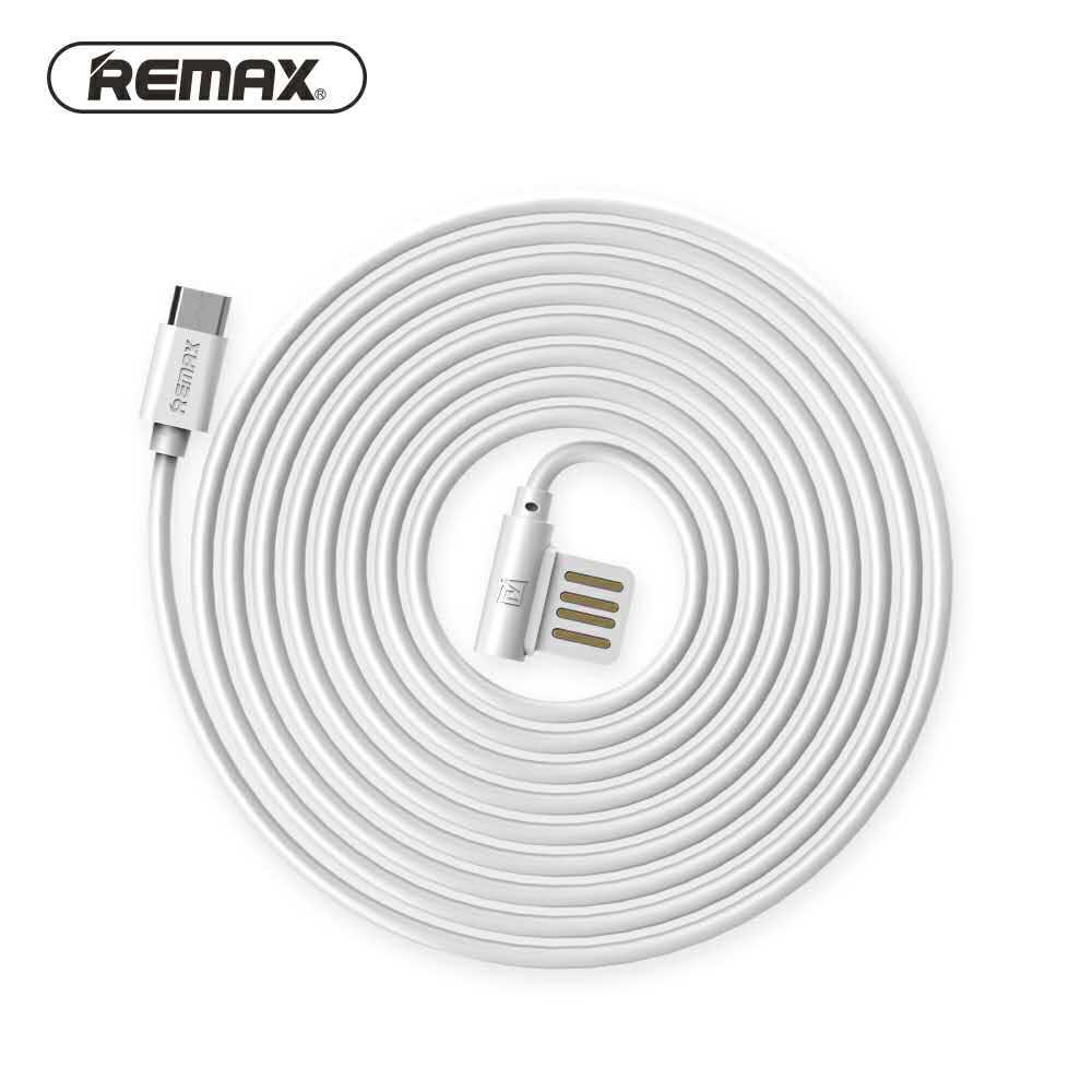 Remax RC-075m Rayen microUSB - Bílý