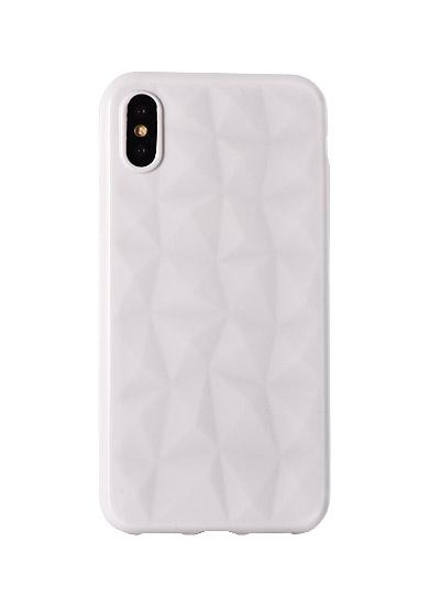Pouzdro Forcell PRISM Apple iPhone X bílé