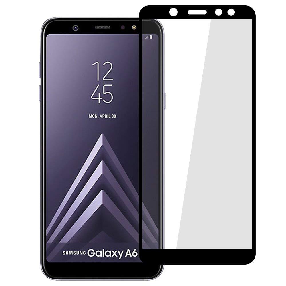 Tvrzené sklo 5D GLASS na displej Samsung Galaxy A6 (2018)
