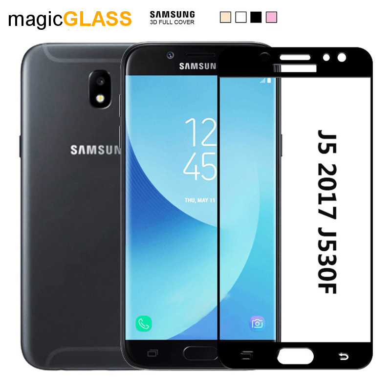 Prémiové ochranné sklo 5D Magic Glass Full Glue na Galaxy J5 2017