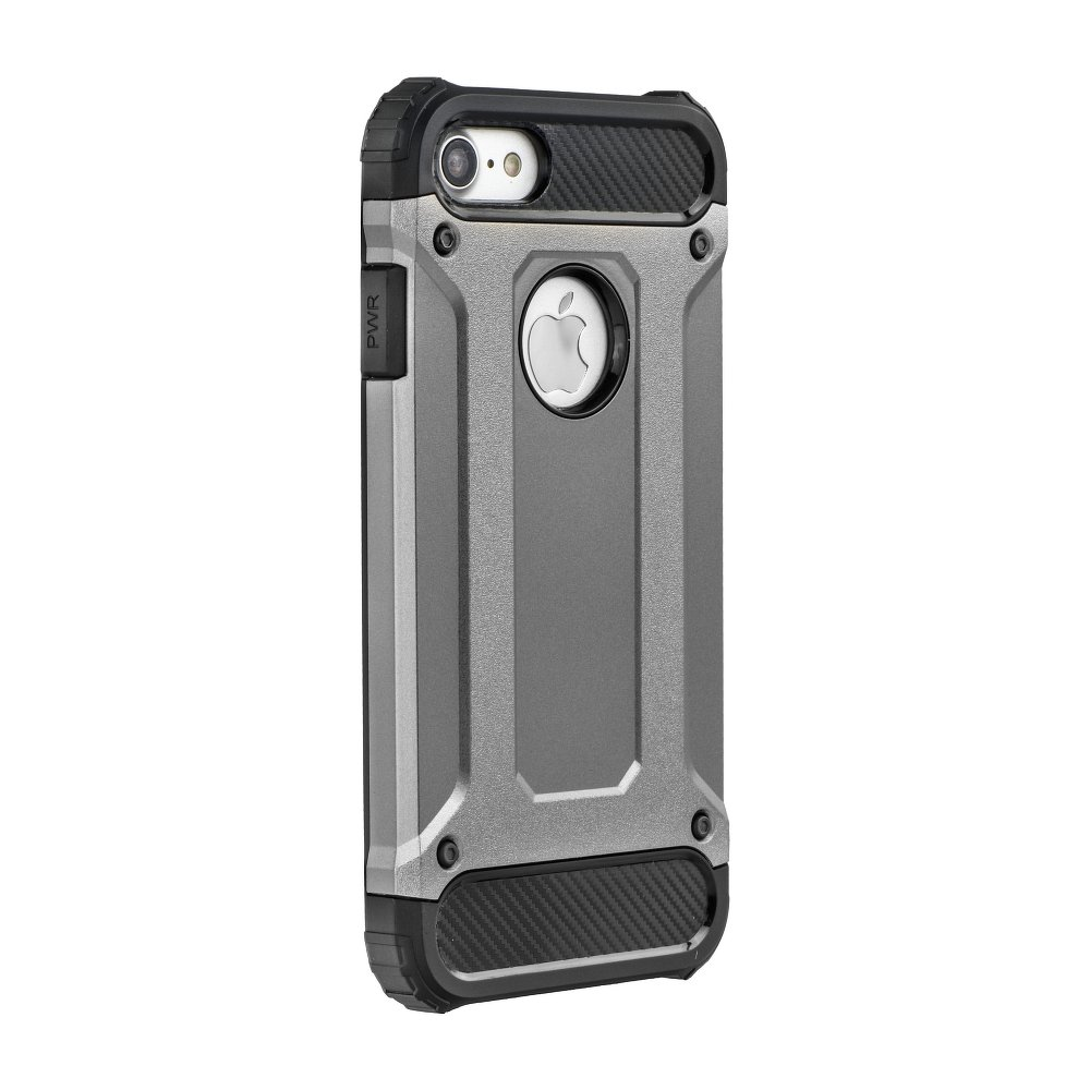 Pouzdro Forcell Armor Case Apple iPhone 8 / iPhone 7 - Šedé