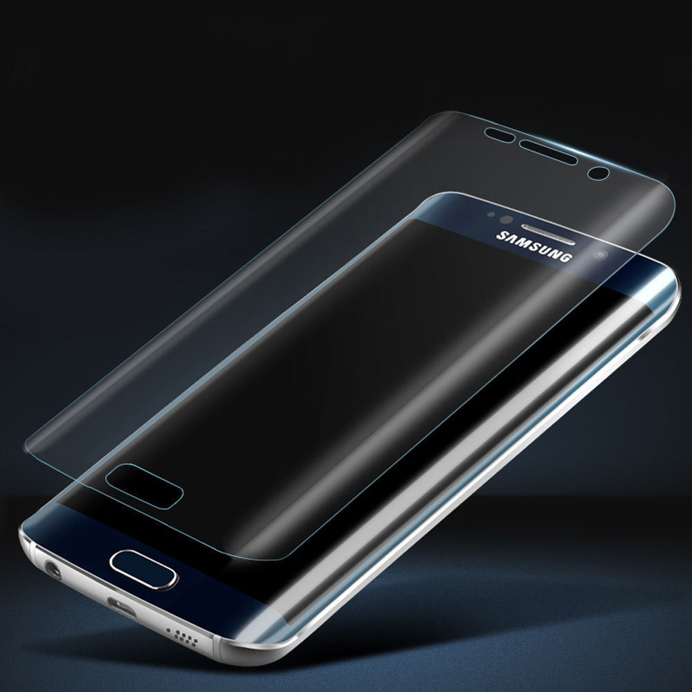 ScreenShield Tempered Glass pro Samsung Galaxy S6 edge Plus SM-G928F černá SAM-TGBG928-D