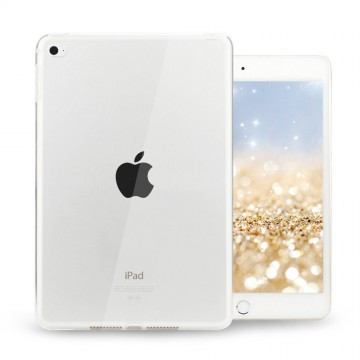 Silikonový průhledný obal / kryt na Apple iPad mini 4 (čirý)