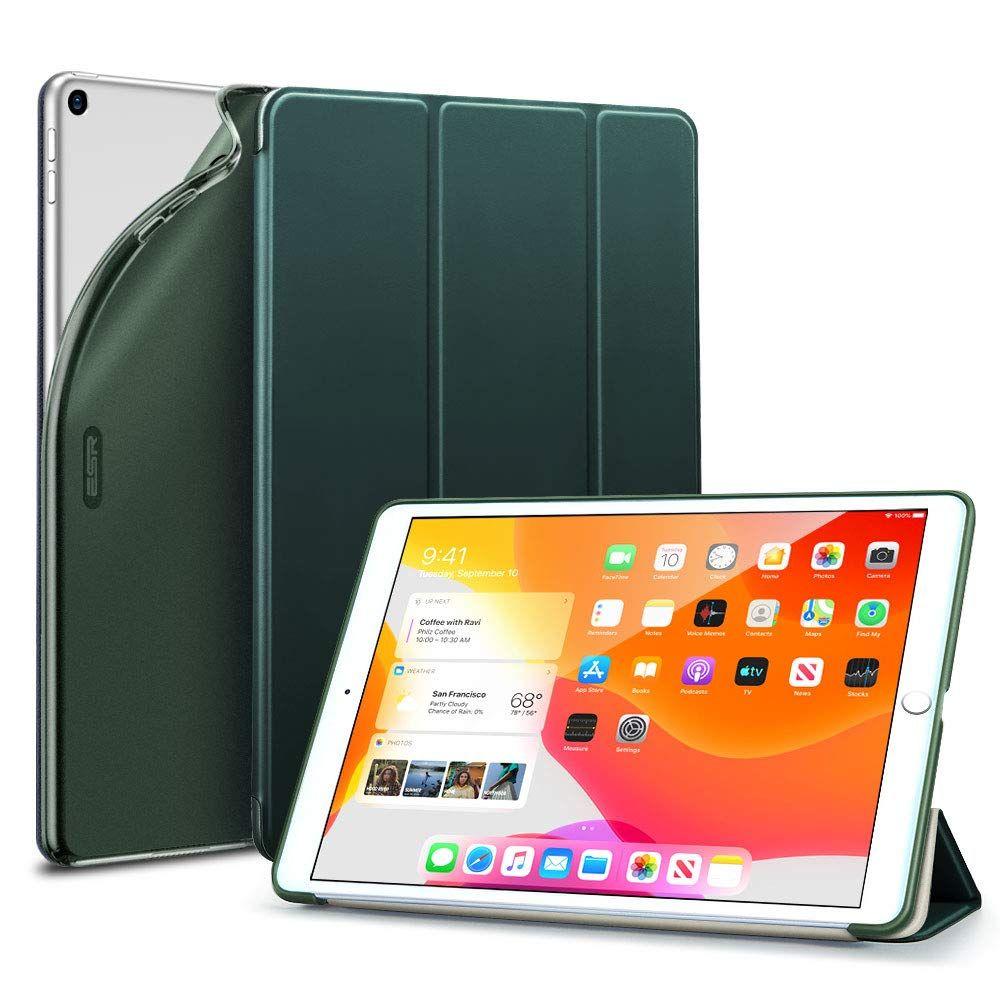 """ESR Rebound iPad 10,2"""" (2019/2020) - Zelené"""